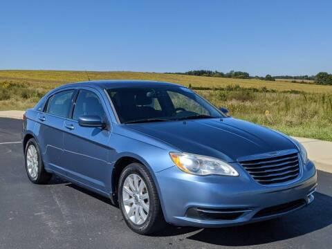 2011 Chrysler 200 for sale at Bob Walters Linton Motors in Linton IN