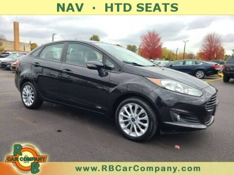 2014 Ford Fiesta for sale at R & B Car Company in South Bend IN