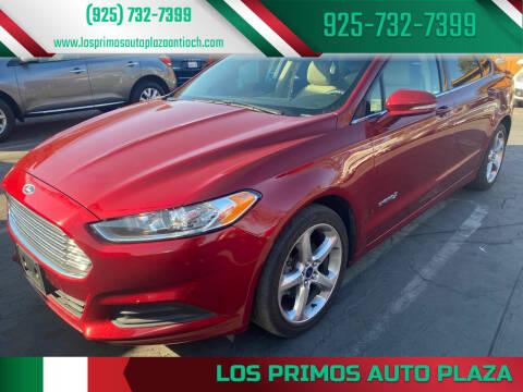 2017 Kia Optima for sale at Los Primos Auto Plaza in Antioch CA