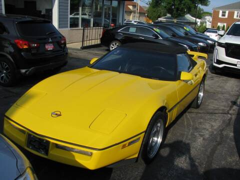 1990 Chevrolet Corvette for sale at CLASSIC MOTOR CARS in West Allis WI