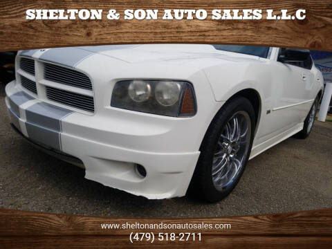 2007 Dodge Charger for sale at Shelton & Son Auto Sales L.L.C in Dover AR