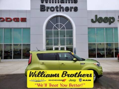 2017 Kia Soul for sale at Williams Brothers - Pre-Owned Monroe in Monroe MI