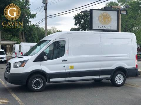 2017 Ford Transit Cargo for sale at Gaven Auto Group in Kenvil NJ