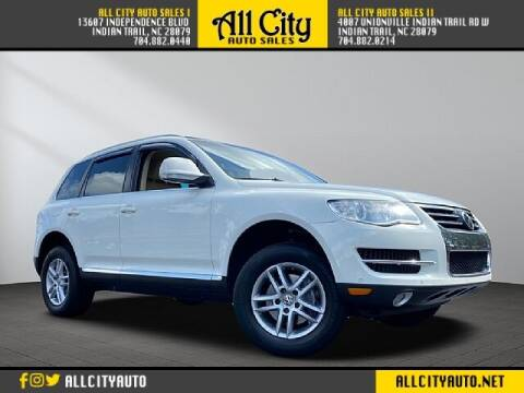 2008 Volkswagen Touareg 2 for sale at All City Auto Sales in Indian Trail NC
