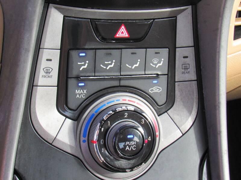 2013 Hyundai Elantra GLS 4dr Sedan 6M - Lakeland FL