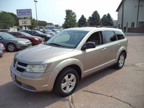 2009 Dodge Journey for sale at Budget Motors in Sioux City IA