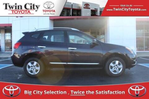 2015 Nissan Rogue Select for sale at Twin City Toyota in Herculaneum MO
