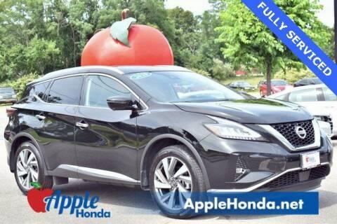 2020 Nissan Murano for sale at APPLE HONDA in Riverhead NY