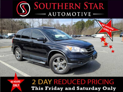 2010 Honda CR-V for sale at Southern Star Automotive, Inc. in Duluth GA