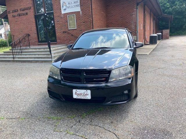 2013 Dodge Avenger for sale at Beaver Lake Auto in Franklin NJ