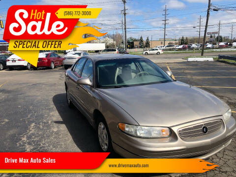 2003 Buick Regal for sale at Drive Max Auto Sales in Warren MI