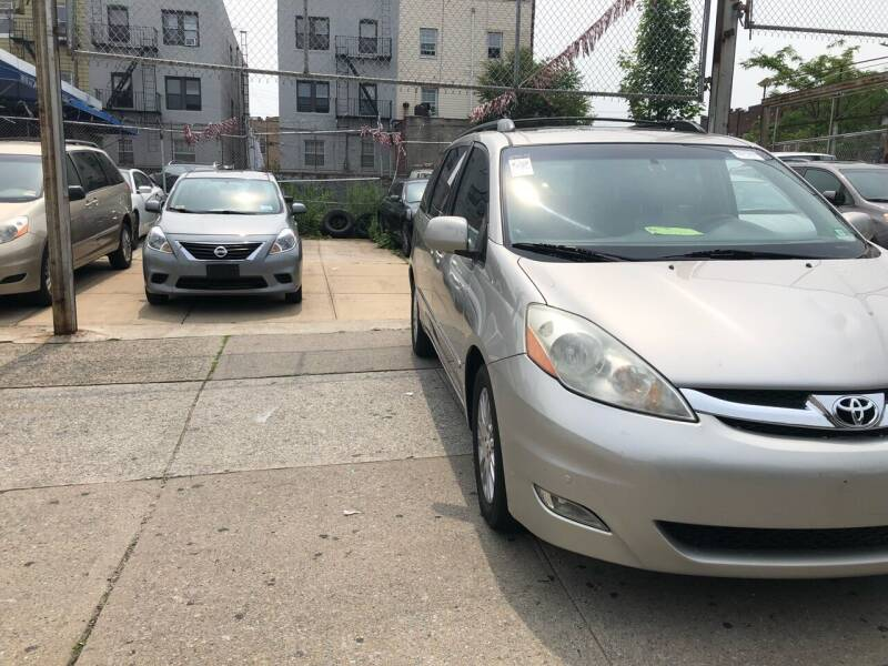 2008 Toyota Sienna for sale at Luxury 1 Auto Sales Inc in Brooklyn NY