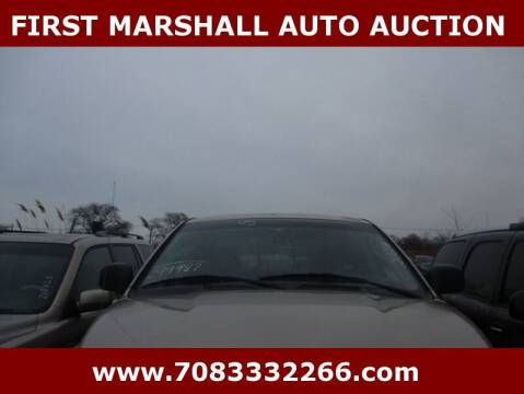 2005 Dodge Ram Pickup 1500 for sale at First Marshall Auto Auction in Harvey IL