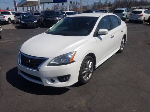 2013 Nissan Sentra for sale at Nonstop Motors in Indianapolis IN