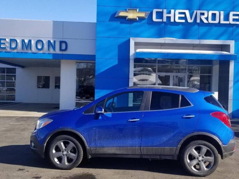 2014 Buick Encore for sale at EDMOND CHEVROLET BUICK GMC in Bradford PA