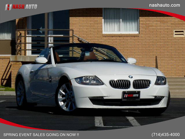 2008 BMW Z4 for sale in Costa Mesa, CA