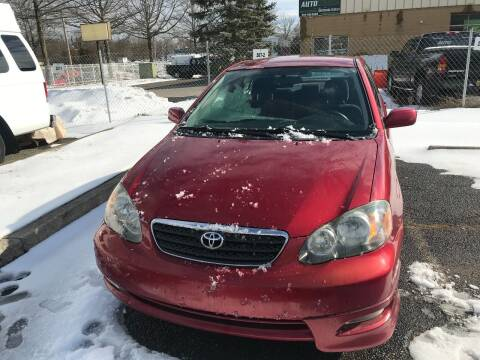 2008 Toyota Corolla for sale at Cars 2 Love in Delran NJ