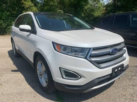 2016 Ford Edge for sale at Ol Mac Motors in Topeka KS