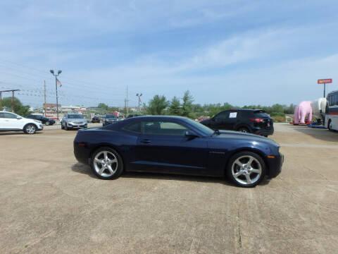 2012 Chevrolet Camaro for sale at BLACKWELL MOTORS INC in Farmington MO