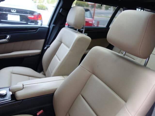 2011 Mercedes-Benz E-Class AWD E 350 Sport 4MATIC 4dr Wagon - Austin TX
