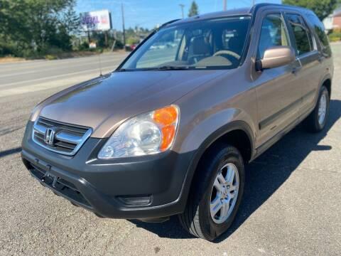 2004 Honda CR-V for sale at South Tacoma Motors Inc in Tacoma WA