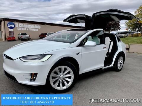 2018 Tesla Model X for sale at TJ Chapman Auto in Salt Lake City UT