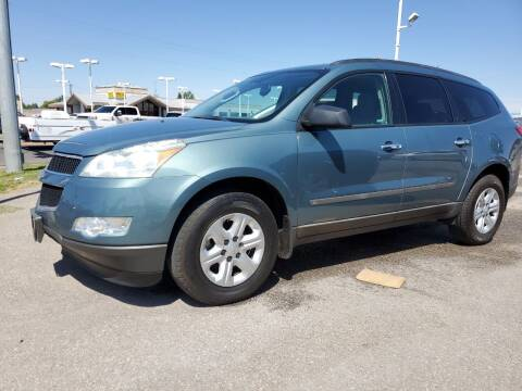 2009 Chevrolet Traverse for sale at Revolution Auto Group in Idaho Falls ID