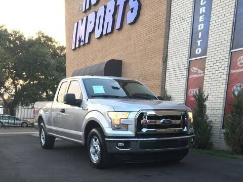 2016 Ford F-150 for sale at Auto Imports in Houston TX
