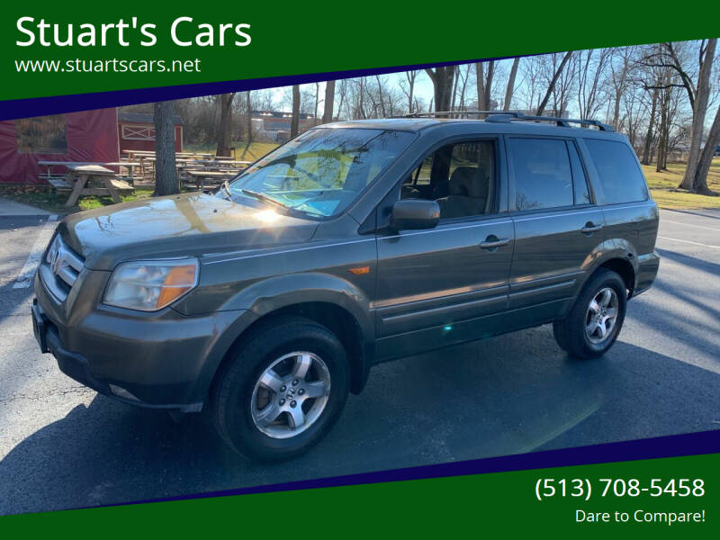 2006 Honda Pilot for sale at Stuart's Cars in Cincinnati OH