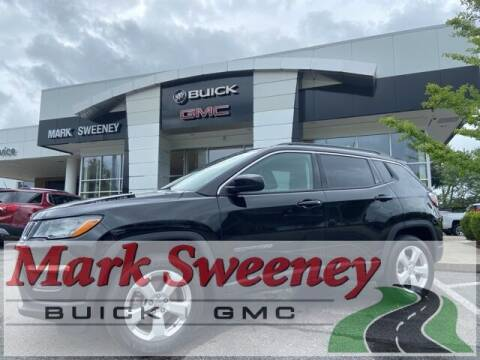 2018 Jeep Compass for sale at Mark Sweeney Buick GMC in Cincinnati OH
