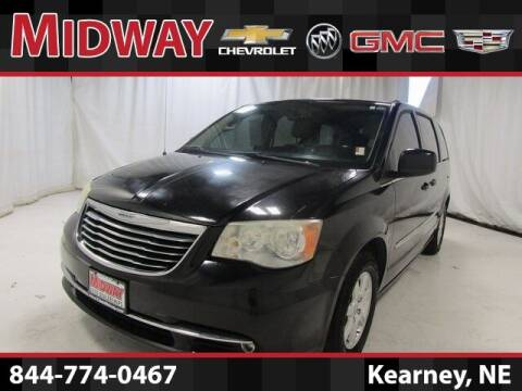2013 Chrysler Town and Country for sale at Midway Auto Outlet in Kearney NE