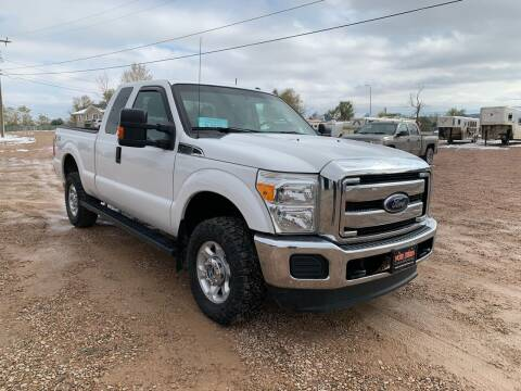 2016 Ford F-250 Super Duty for sale at Northern Car Brokers in Belle Fourche SD