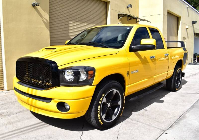 2008 Dodge Ram Pickup 1500 for sale at Ultimate Dream Cars in Royal Palm Beach FL