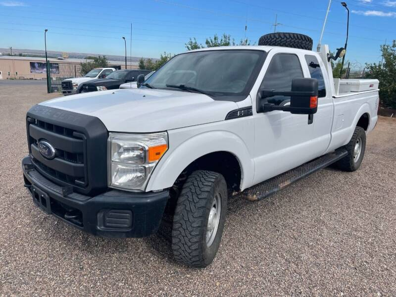 2016 Ford F-250 Super Duty for sale at Samcar Inc. in Albuquerque NM