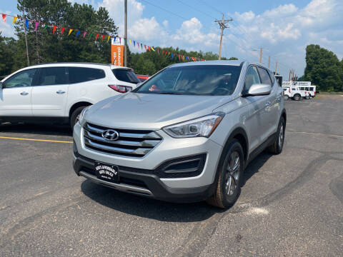 2014 Hyundai Santa Fe Sport for sale at Affordable Auto Sales in Webster WI