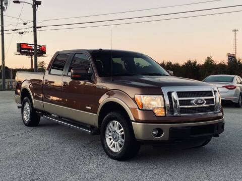2011 Ford F-150 for sale at Top Notch Luxury Motors in Decatur GA