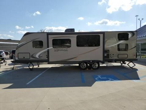 2013 Kodiak by Dutchmen M-276BHSL for sale at Kell Auto Sales, Inc - Grace Street in Wichita Falls TX