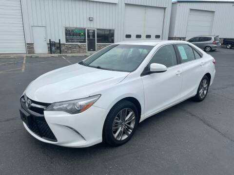 2017 Toyota Camry for sale at New Start Auto in Richardson TX