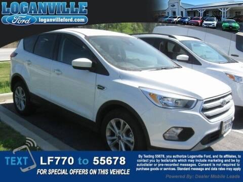 2019 Ford Escape for sale at Loganville Quick Lane and Tire Center in Loganville GA