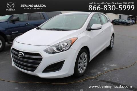 2017 Hyundai Elantra GT for sale at Bening Mazda in Cape Girardeau MO