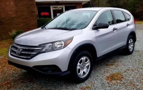 2014 Honda CR-V for sale at Progress Auto Sales in Durham NC