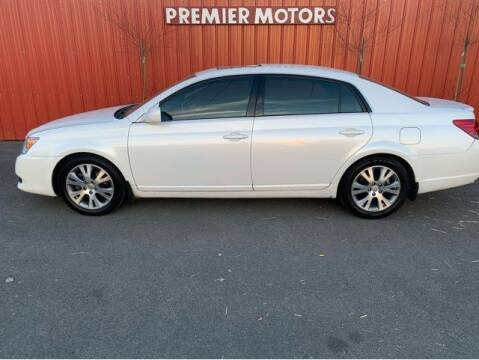 2008 Toyota Avalon for sale at PREMIERMOTORS  INC. in Milton Freewater OR