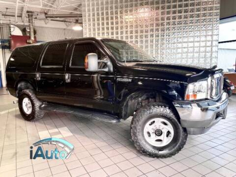 2000 Ford Excursion for sale at iAuto in Cincinnati OH