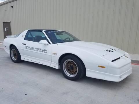 1989 Pontiac Firebird for sale at BAC Motors in Weslaco TX