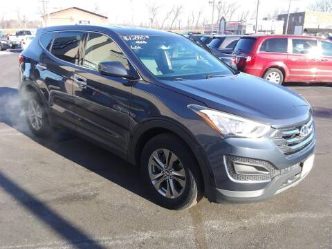 2014 Hyundai Santa Fe Sport for sale at Village Auto Outlet in Milan IL