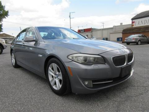 2011 BMW 5 Series for sale at Cam Automotive LLC in Lancaster PA