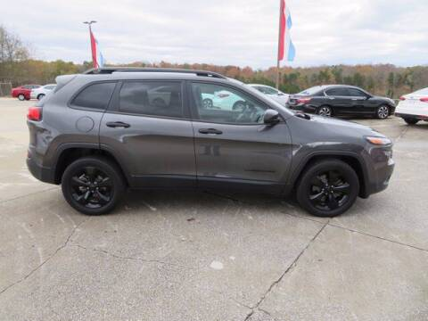 2017 Jeep Cherokee for sale at DICK BROOKS PRE-OWNED in Lyman SC