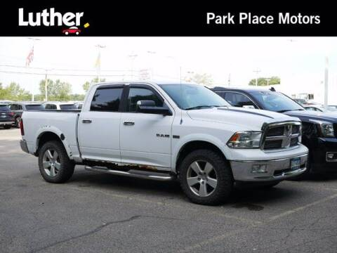 2010 Dodge Ram Pickup 1500 for sale at Park Place Motor Cars in Rochester MN