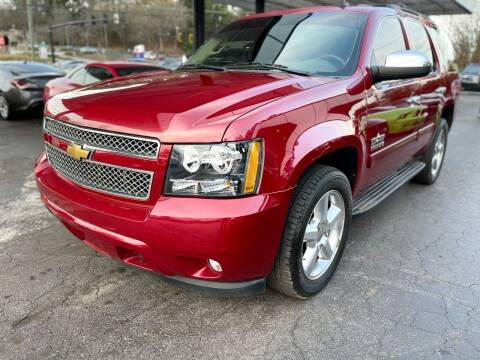 2013 Chevrolet Tahoe for sale at Magic Motors Inc. in Snellville GA