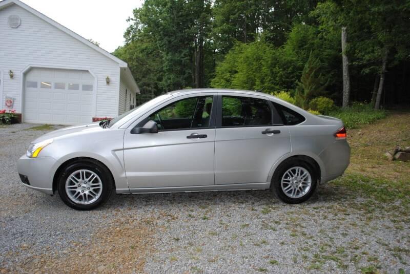 2009 Ford Focus for sale at Alverda Sales and Service in Alverda PA